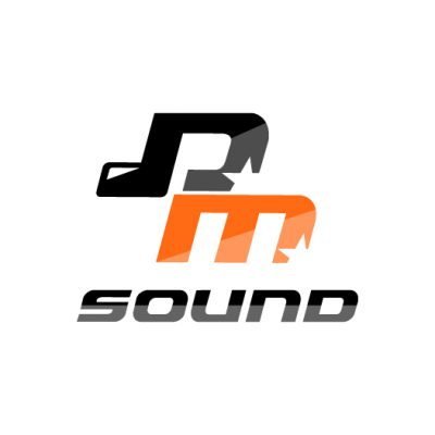 D.M.SOUNDさま ロゴ制作